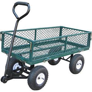 Bond Yard Cart