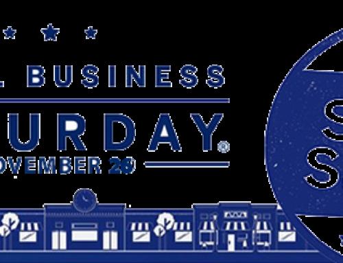 #ShopSmall This Saturday, November 26