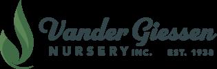 Vander Giessen Nursery, Inc. Logo